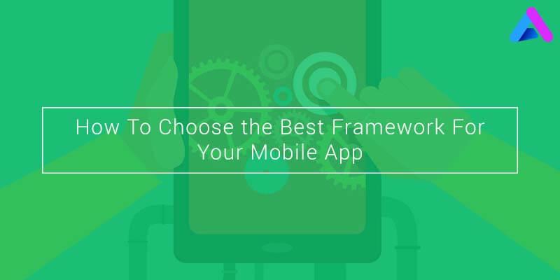 Framework for mobile app