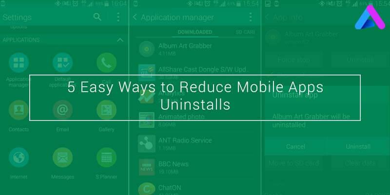 Mobile App Uninstalls