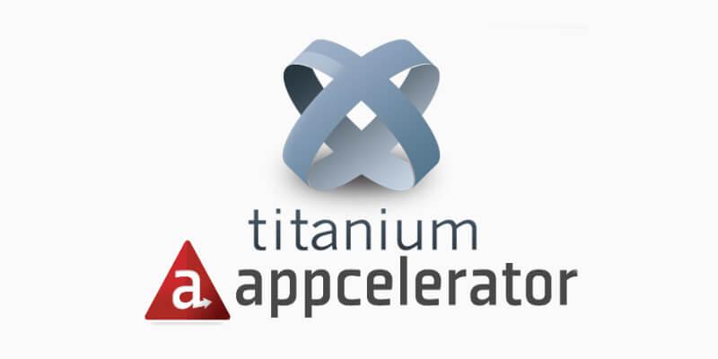 Appcelerator Titanium Android App Development Platform