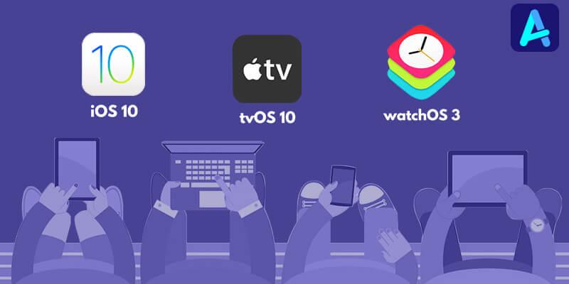 Apple Launches iOS 10