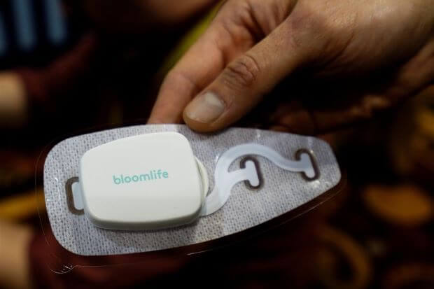 Bloomlife Wearable Device