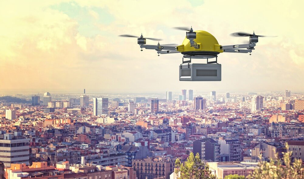 Delivery Drones Are Emerging Rapidly