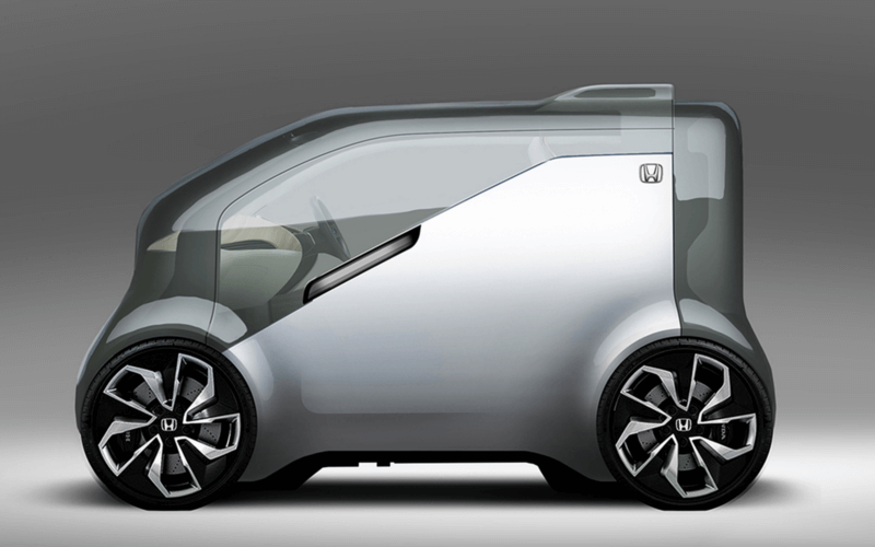 Honda NeuV Mini Electric Car