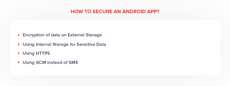 How to Secure Android app