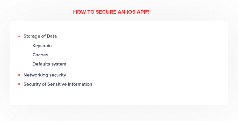 How to secure iOS App