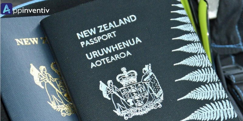 New Zealand_Passport