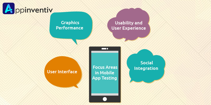 Focus Areas in Mobile App Testing