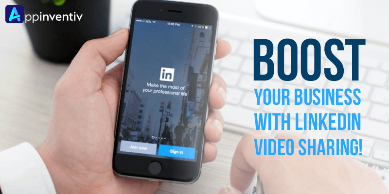 LinkedIn Video Sharing