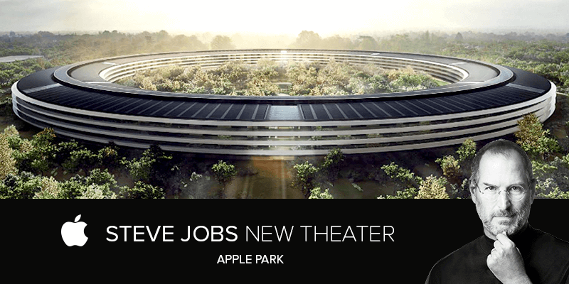Steve Jobs New Theater