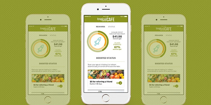 restaurant finder mobile app