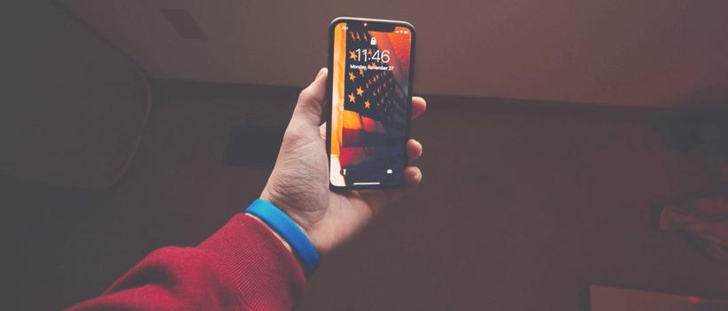iPhoneX mobile apps