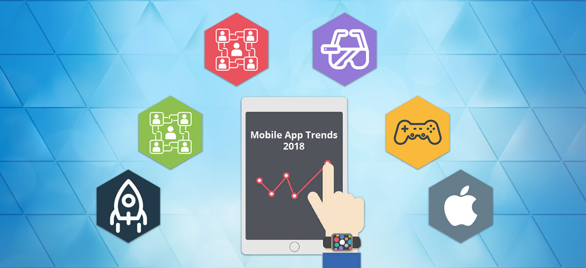 Mobile App Trends that will Dominate 2018