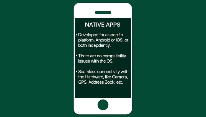 Why are Native Apps Beneficial for Mobile App Development