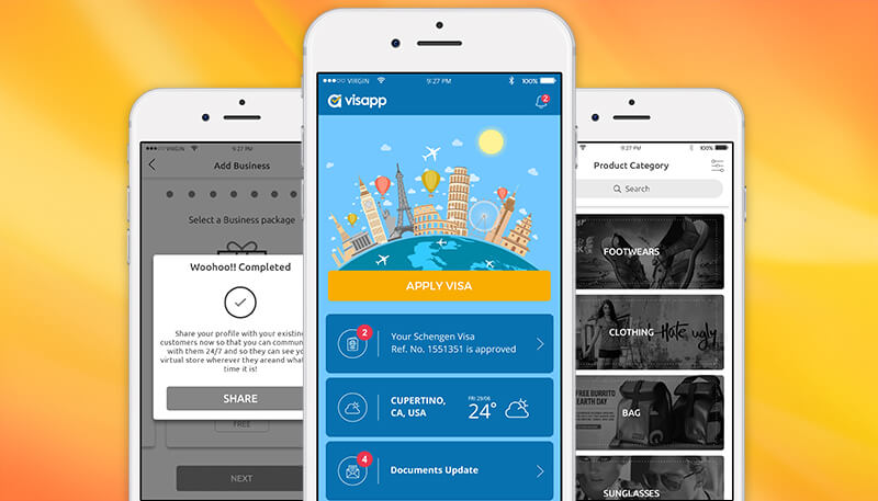 USP of App