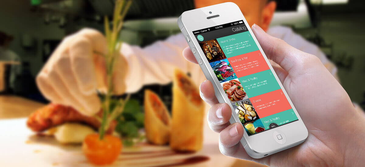 Its Time To Make Your Dumb Restaurant App Smart And Here - Restaurant table app