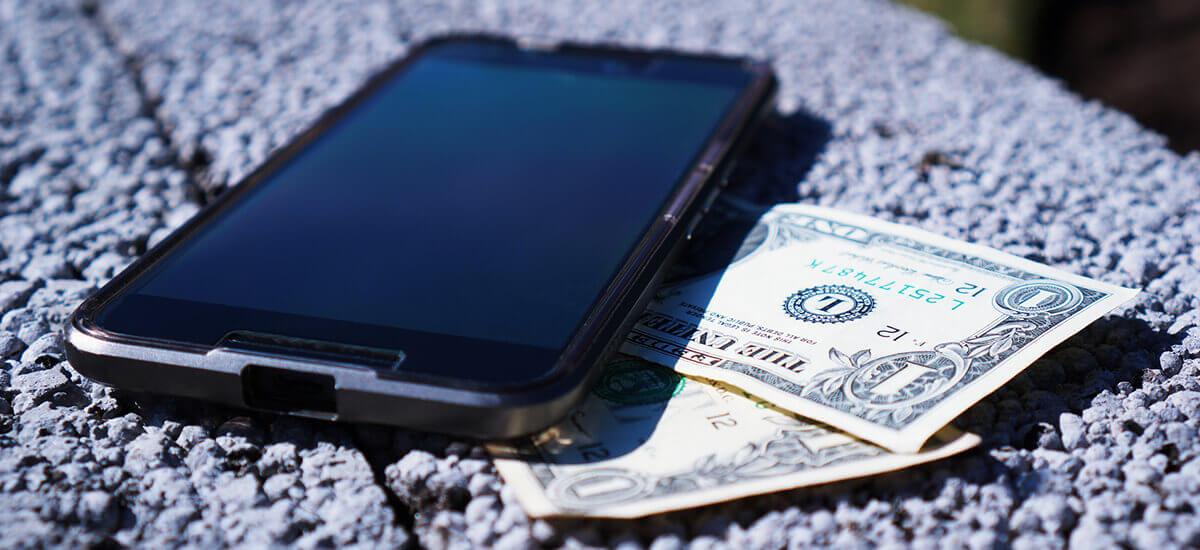 Earn money from app