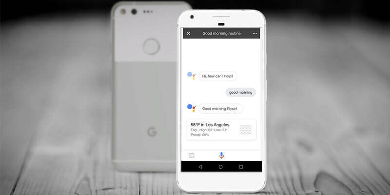 Create Customized and Scheduled Routines by New Google Assistant