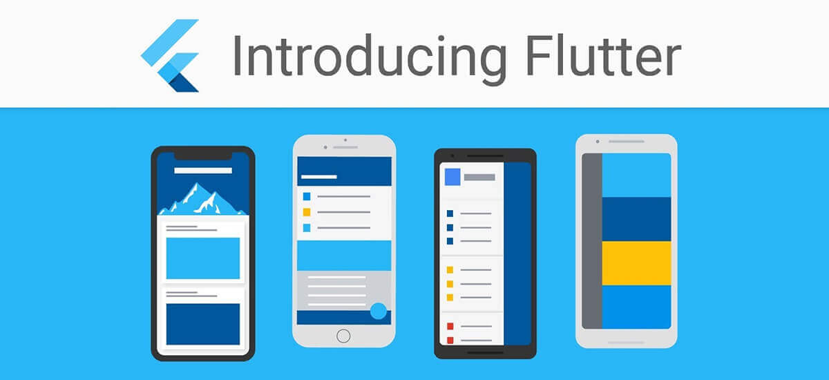 Introducing Flutter at Google IO 2018 Event