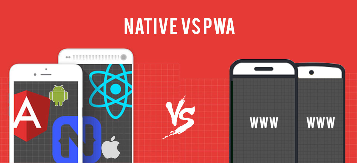 Native vs Progressive Web Apps (PWAs)