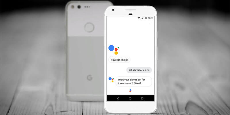 Set an Alarm with New Google Assistant