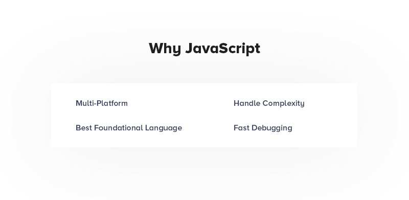 Businesses Benefits of JavaScript Frameworks