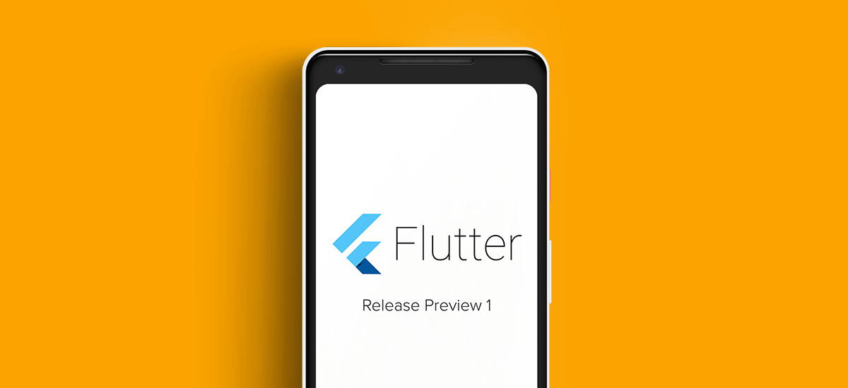 Flutter Moves Out of Beta With Flutter Release Preview 1