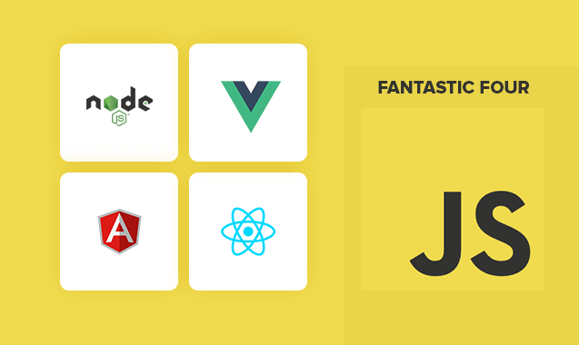 Frontend JavaScript Frameworks Angular.js. React. Vue. Node Benefits