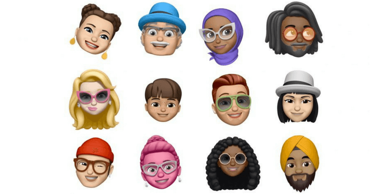 Make Your Own Memoji with iOS 12