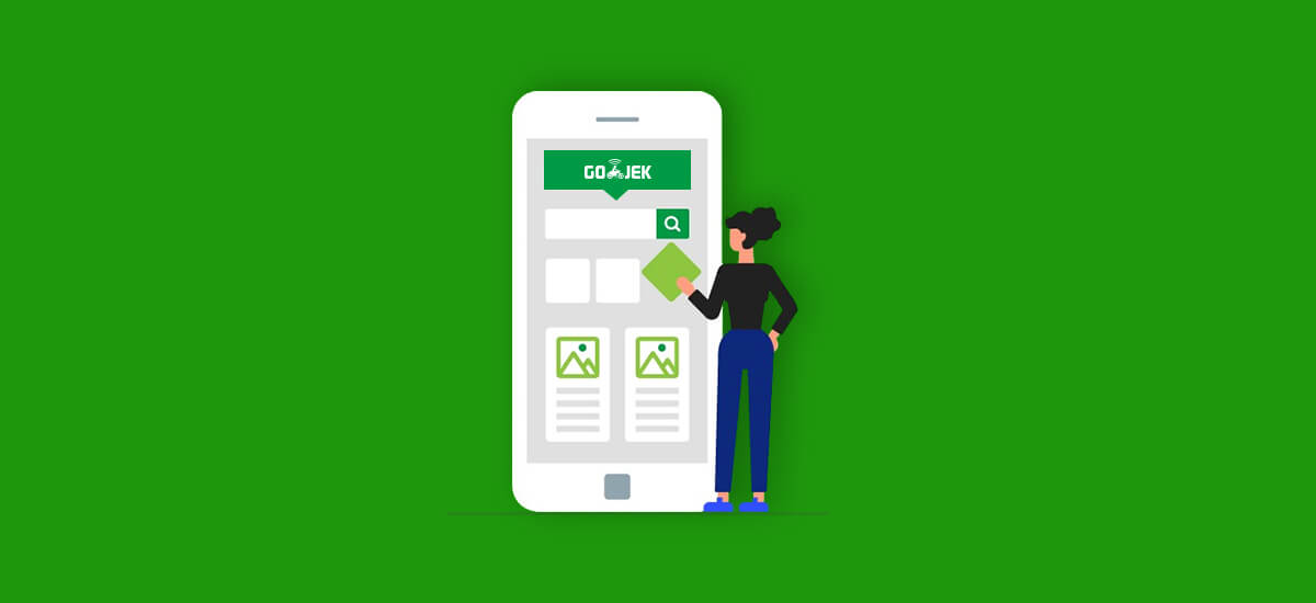 How to develop an app like GO - JEK