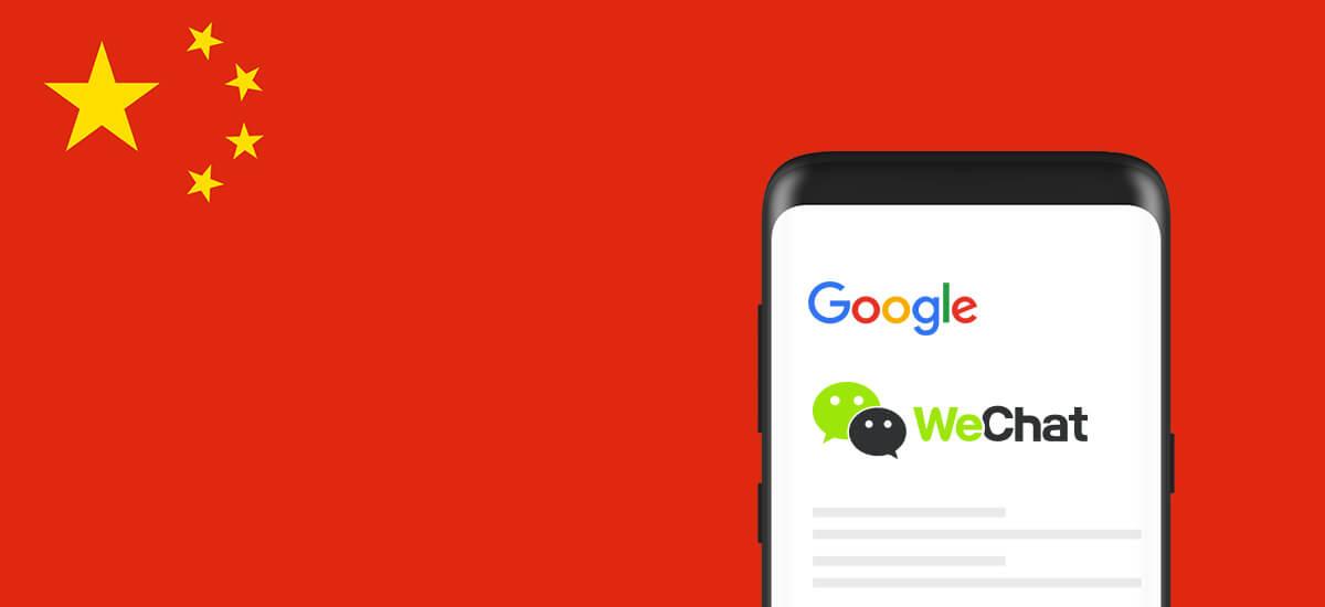 Google Launches WeChat Mini Program in China