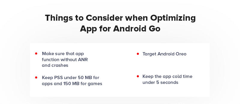 How to Optimize Android Go Apps