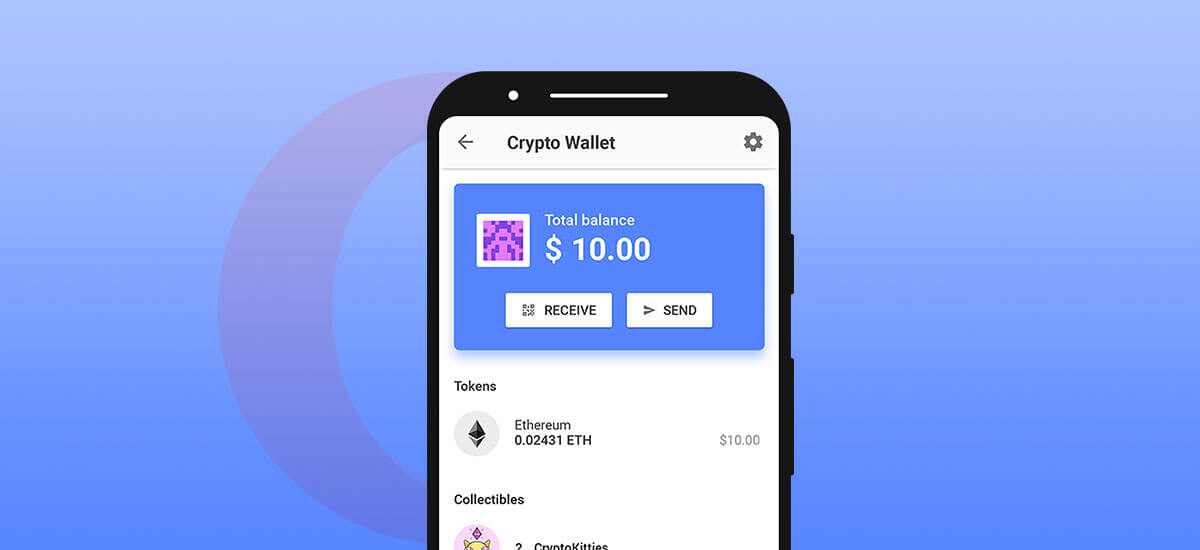 Opera Browser Just Announced an in-browser Crypto Wallet Feature