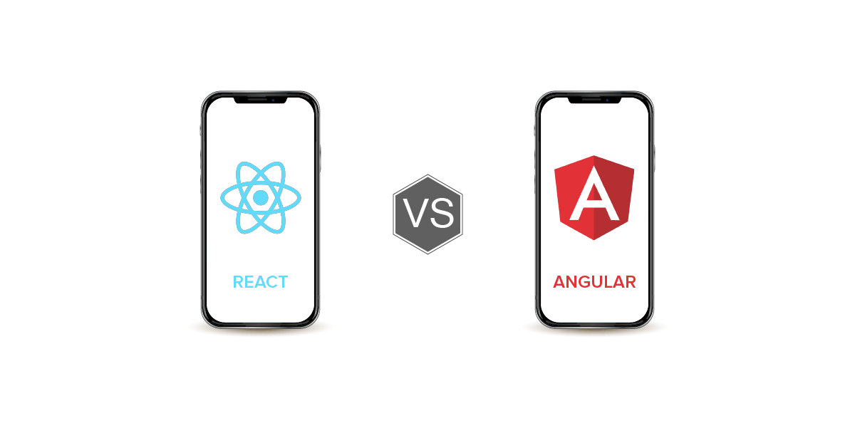 React vs Angular- What to choose for your App