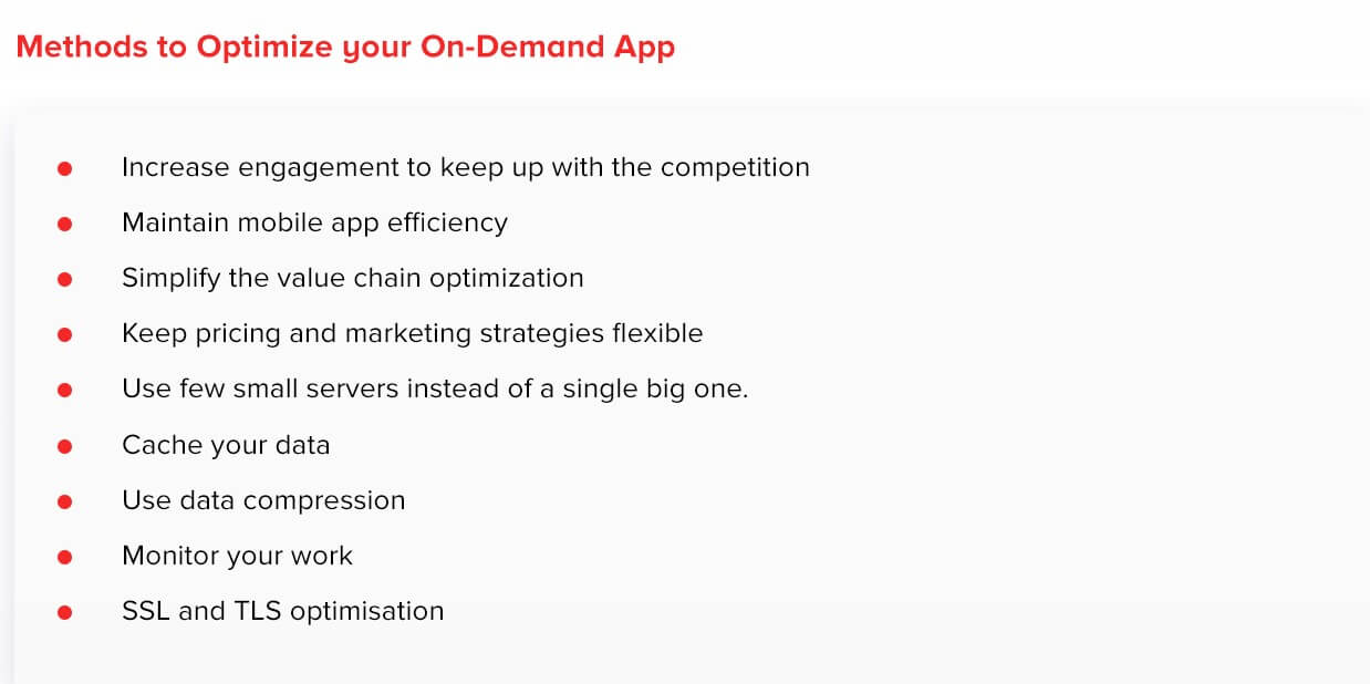 How to Optimize Your on-Demand App Development Solutions