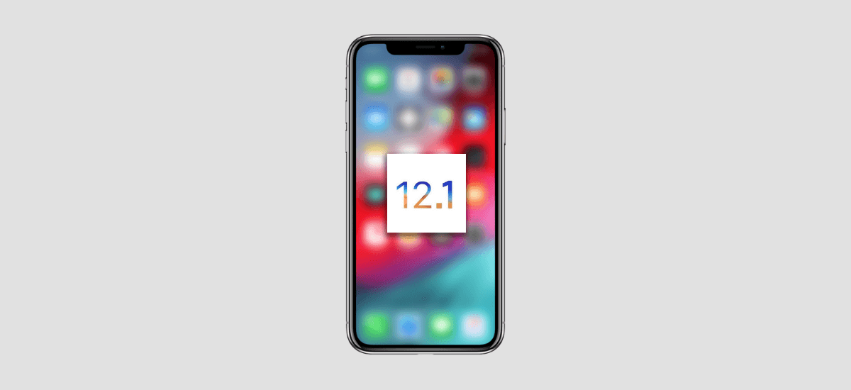 Apple iOS 12.1 Update is Out and It's Looking Big Already