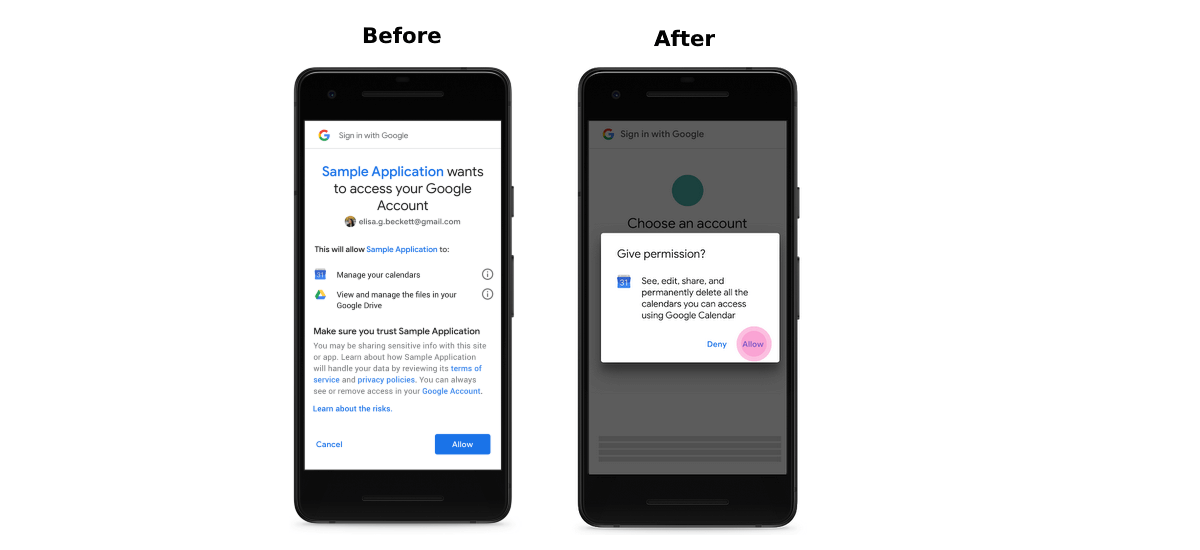 Google is Remodeling Gmail and Android Security, Here's How