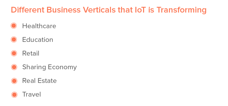 What IoT Means to the Business World