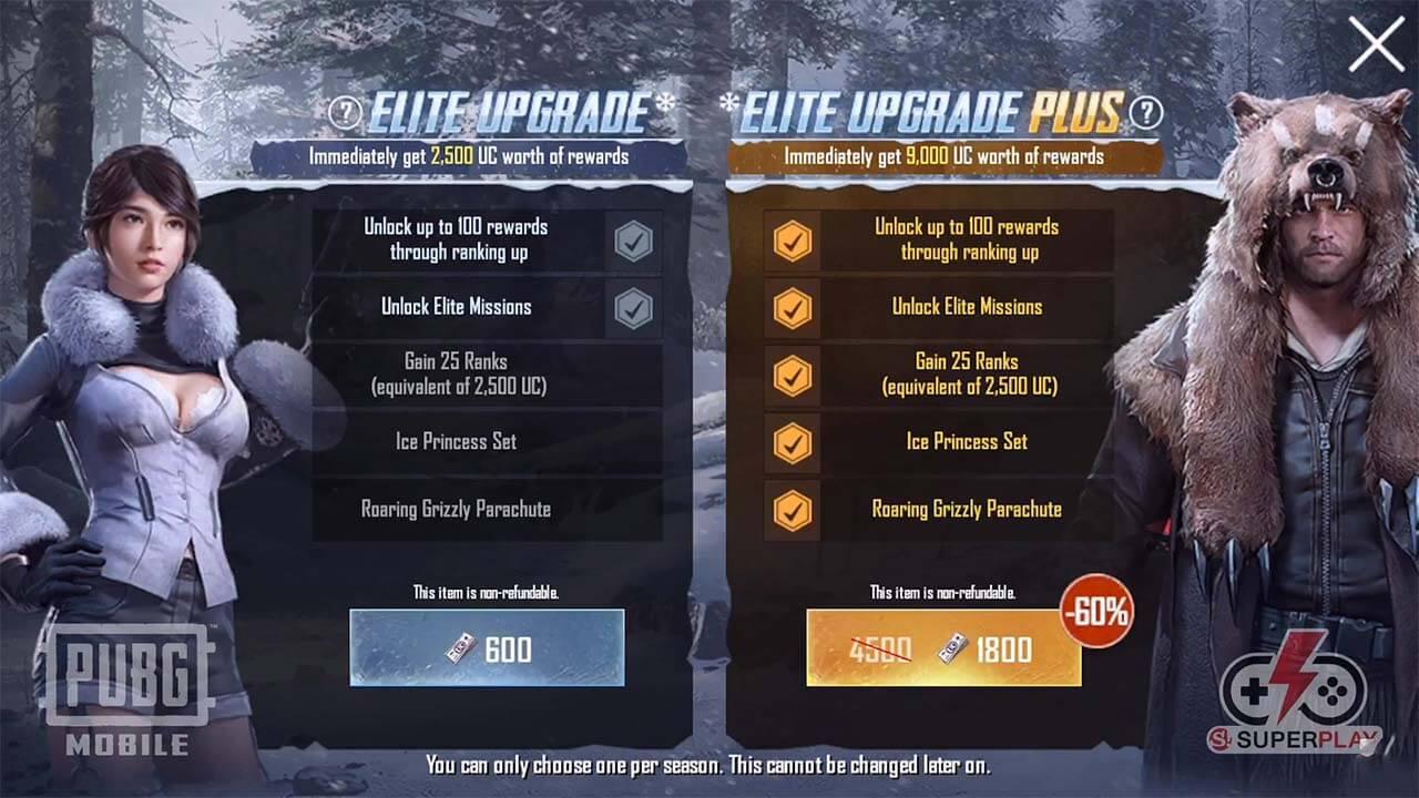 PUBG mobile season 4 royale pass