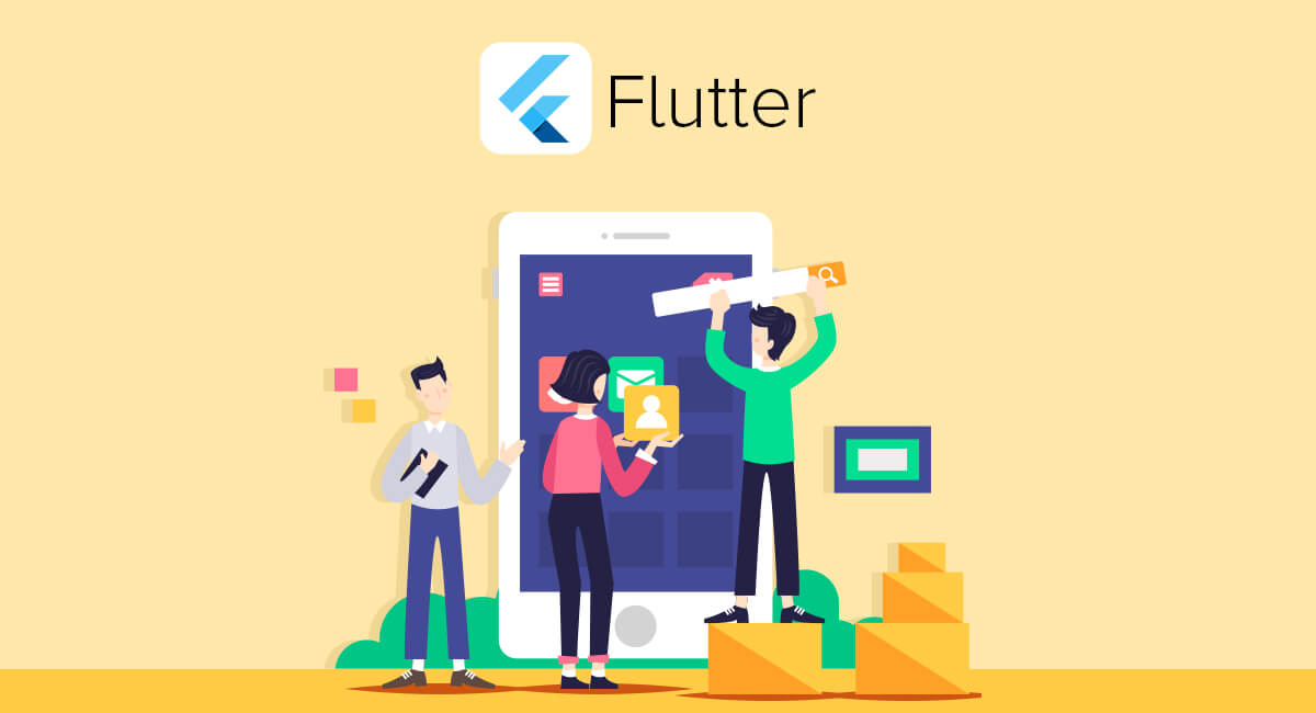 Flutter for Startups