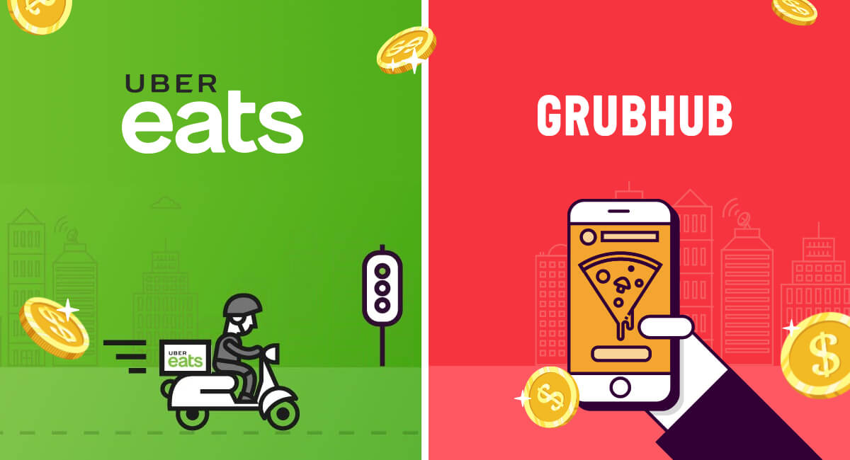 Cost to build Food-Delivery App like UberEats or GrubHub