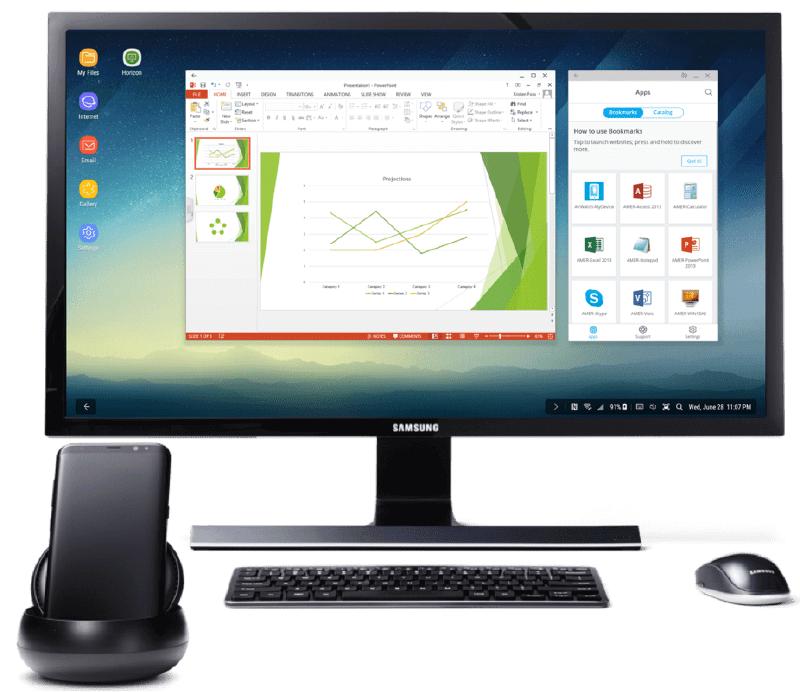 Accessibility on Desktop