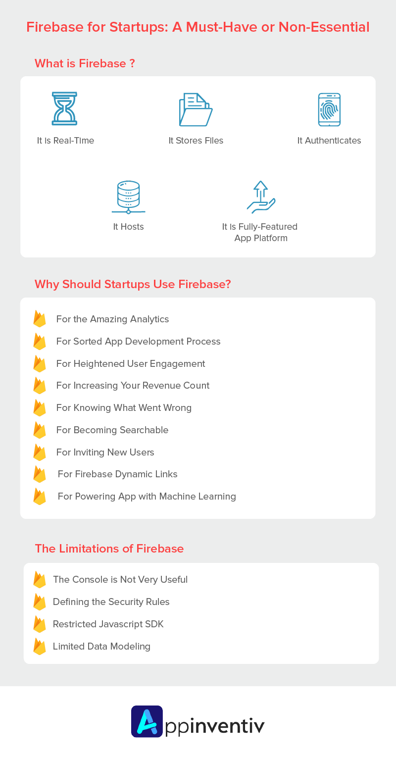 Firebase for startups