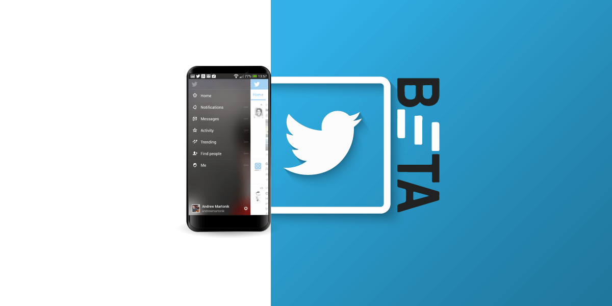 Twitter is Launching Its Beta App and Here's A First Look