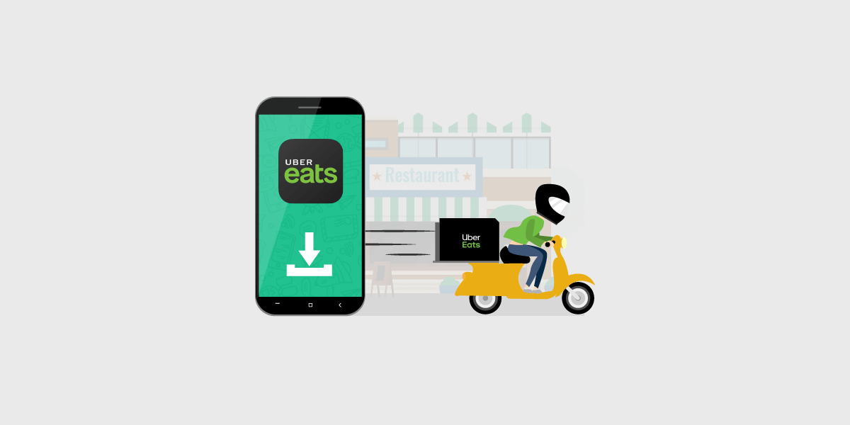 UberEats was the most downloaded food delivery app in 2018