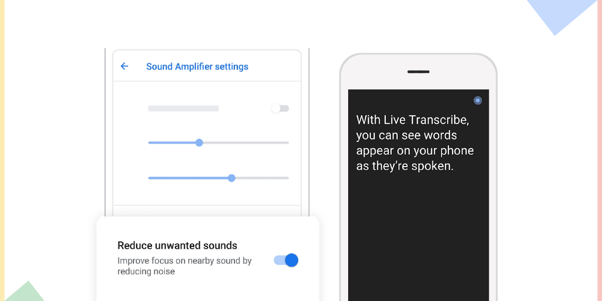 Google launches Live Transcribe for People With Hearing Loss