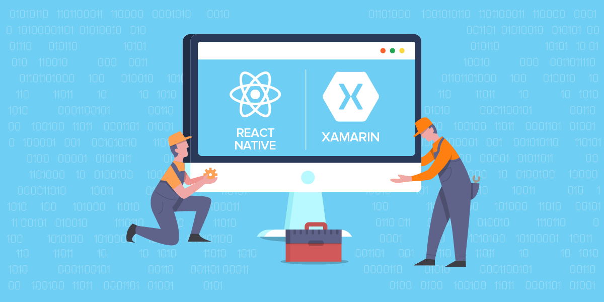 React Native vs Xamarin-The Best Cross-Platform Development Framework