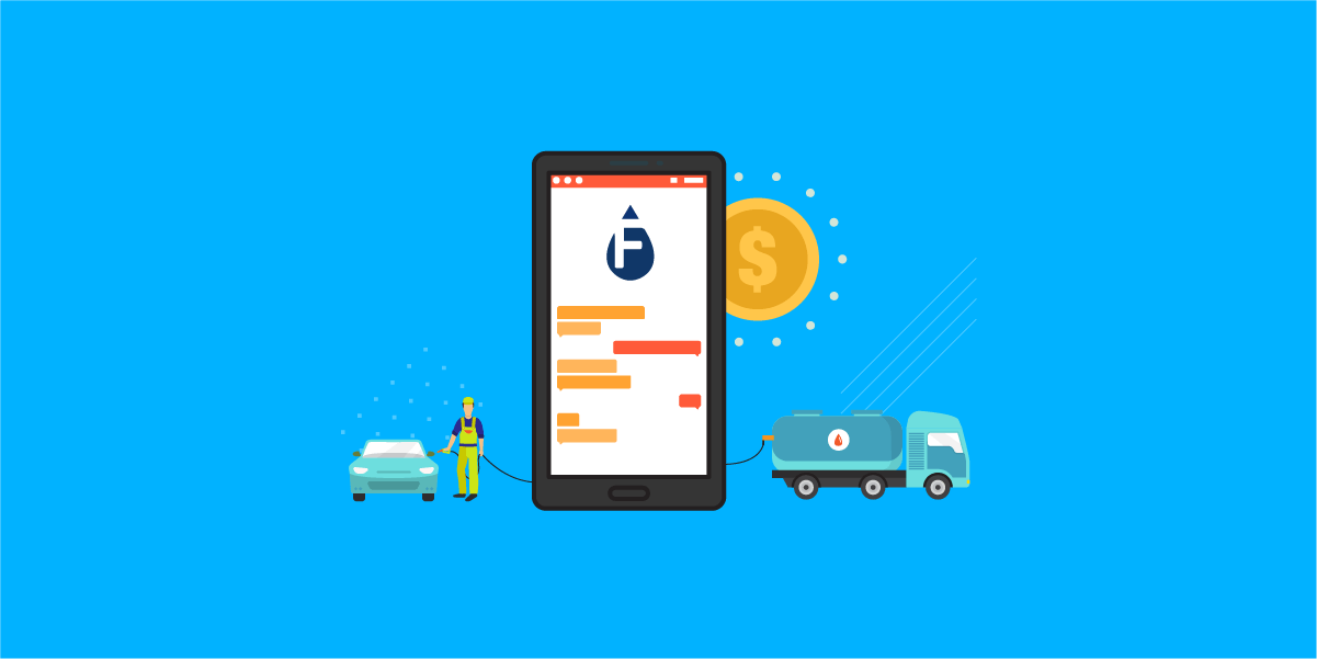 How Much Does it Cost to Make an On-demand Fuel Delivery App like Filld