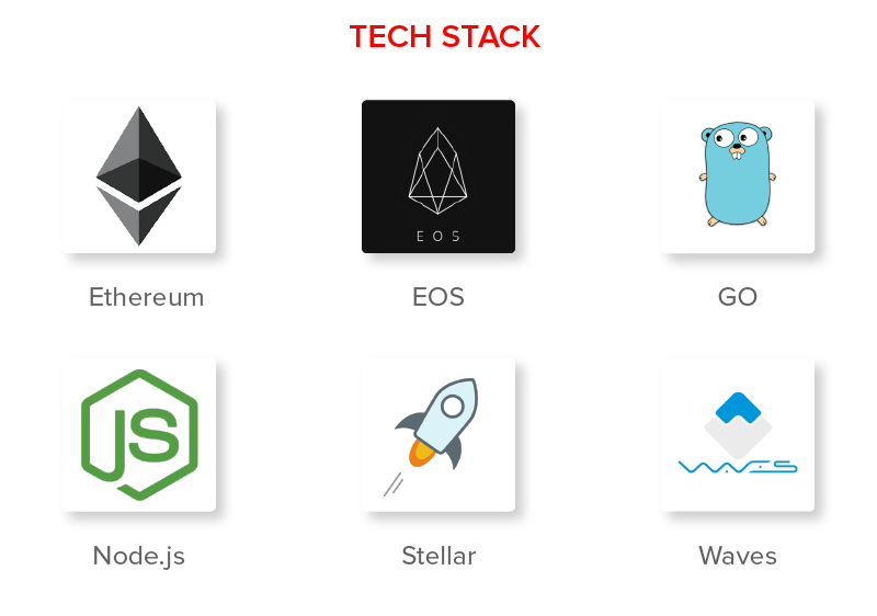 Technology Stack That Backs Successful ICO Launch
