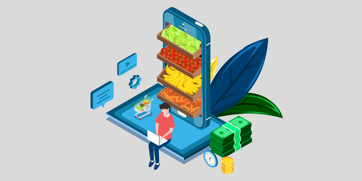 How Much Does On-Demand Grocery App Development Costs?