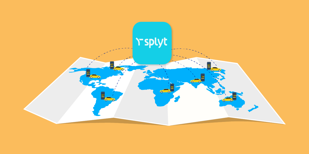 Splyt To Connect World's Ride-Hailing Apps to Ease International Roaming
